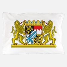 Bavaria Coat Of Arms Pillow Case