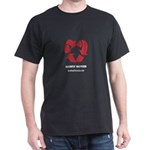 Recycled Heart Black T-Shirt