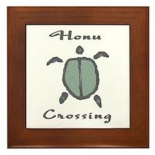 Hono Crossing Framed Tile