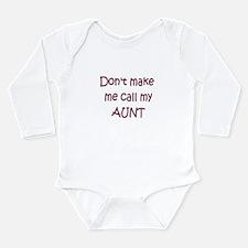 call aunt Body Suit