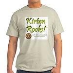 Kirtan Ash Grey T-Shirt