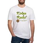 Kirtan Fitted T-Shirt