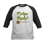 Kirtan Kids Baseball Jersey
