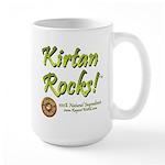 Kirtan Large Mug
