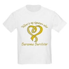 Sarcoma Signature Color T-Shirt
