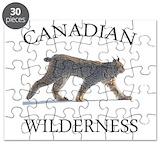 Canada lynx Puzzles