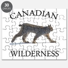 Canadian Lynx Puzzle