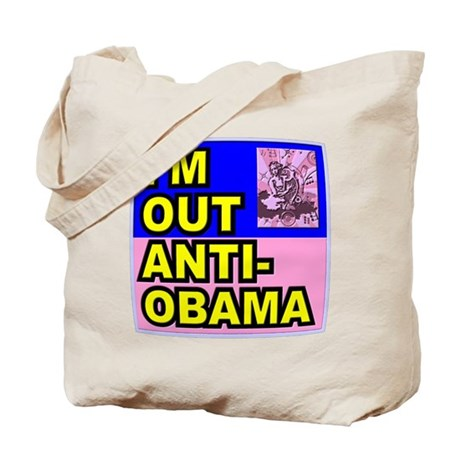 Anti-Obama Store Now Offers LGBT Items Tote Bag