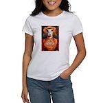 Elizabethan Italian Greyhound Women's T-Shirt