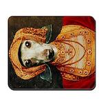 Italian Greyhound Elizabethan IG Mousepad