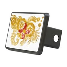 New Mexico Flag Hitch Cover