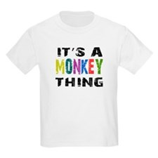 Monkey THING T-Shirt