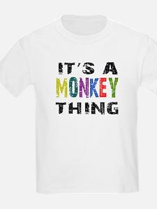 Monkey THING T-Shirt