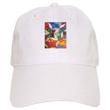 Tumbling Block Patchwork Quilt Hat