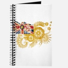 Niue Flag Journal