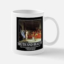 Truth and Beauty Mug