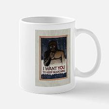 Bigfoot Coffee Mug