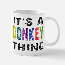 Donkey THING Mug