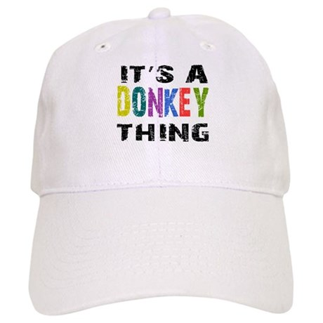 Donkey THING Cap