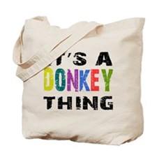 Donkey THING Tote Bag