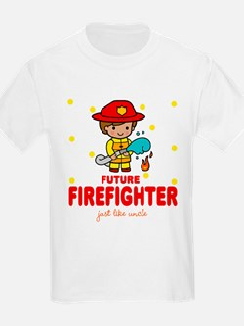 Cute Fire uncle T-Shirt