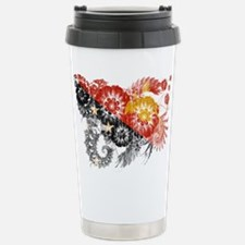 Papua new Guinea Flag Travel Mug