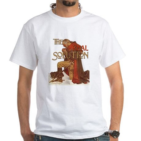 The Real Solution darks T-Shirt