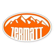 Zermatt Decal