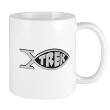 trek fish star trek design Mug