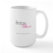 Botox Whore (w/ logo) Mug