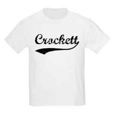 Crockett - Vintage Kids T-Shirt