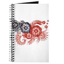 Samoa Flag Journal
