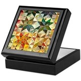 Quilter Square Keepsake Boxes