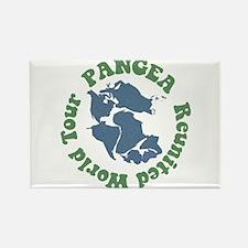 Pangea World Tour Rectangle Magnet