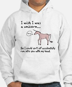 Unicorn Accident Hoodie