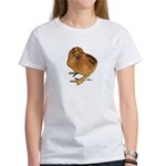 Red Silkie Chick Women's T-Shirt