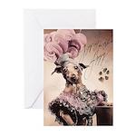 Gypsy Rose Iggy Cards (Pk of 10)