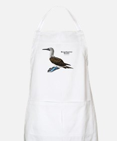 Blue-Footed Booby Apron