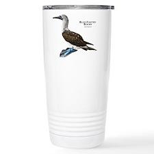 Blue-Footed Booby Travel Mug