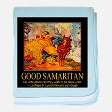 Good Samaritan baby blanket