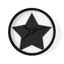 Star.png Wall Clock