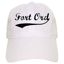 Fort Ord - Vintage Baseball Cap