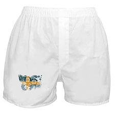 Sweden Flag Boxer Shorts