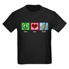 Peace Love Koala T