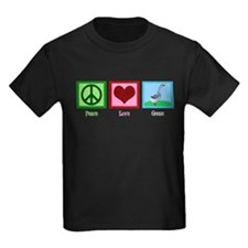 Peace Love Goose T