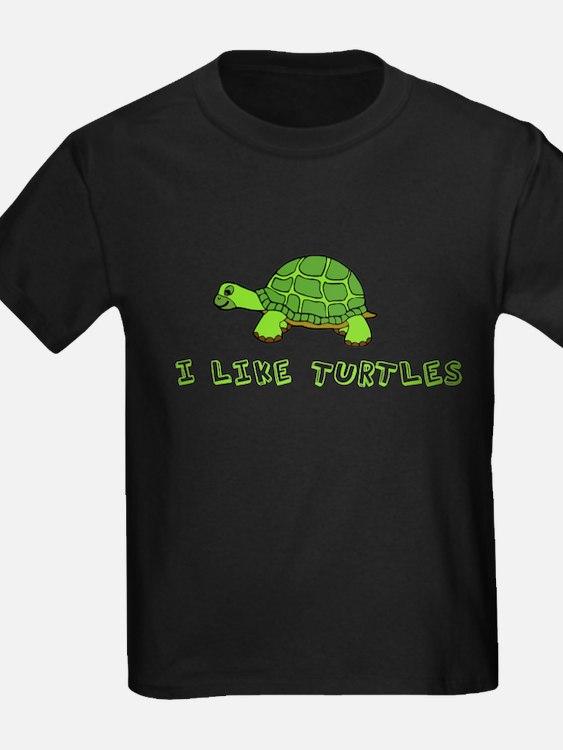 I Like Turtles T
