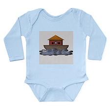 Babys and Kids Long Sleeve Infant Bodysuit