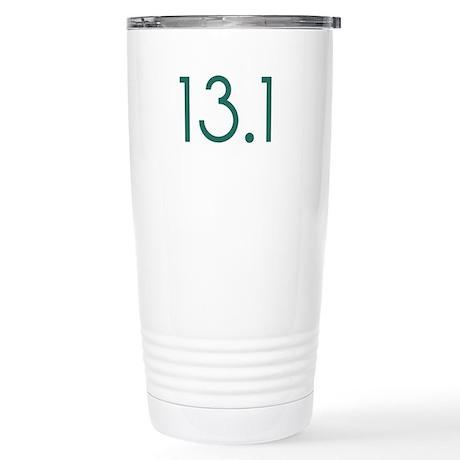 13.1_green_sticker.png Stainless Steel Travel Mug