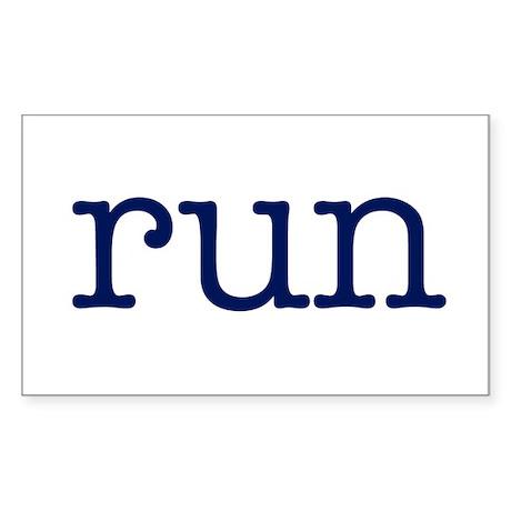 run_blue_sticker2.png Sticker (Rectangle)