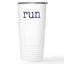 run_blue_sticker2.png Travel Coffee Mug